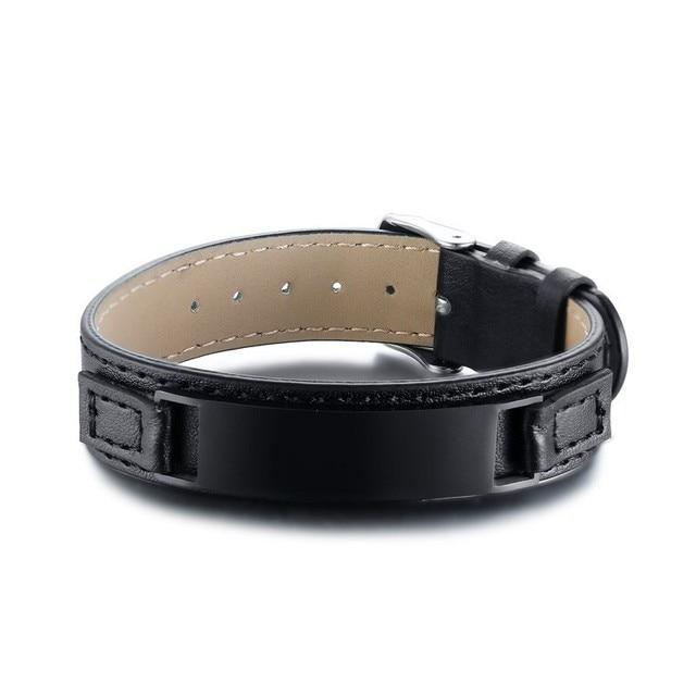 Mens Real Leather Bracelets...