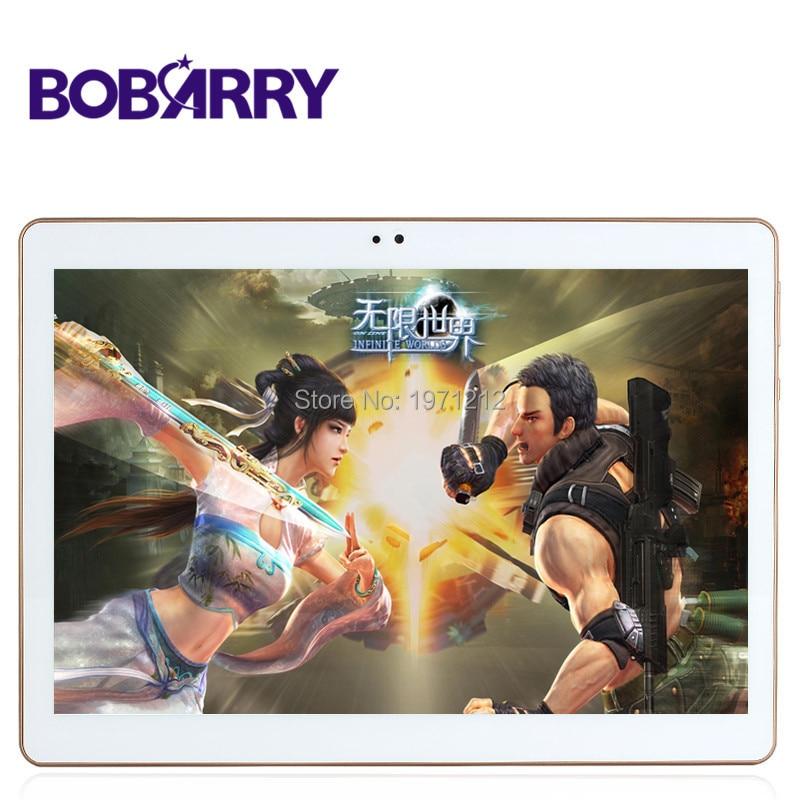 Bobarry S108 10.1 дюймов таблетки Dual Core/Камера 4 г пусть телефонный звонок планшет андроид 6.0 4 ГБ/ 64 ГБ GPS Bluetooth WI-FI планшетный ПК ...