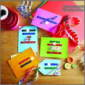 Image 5 - Dymo 12965 수동 라벨 프린터 dymo 1610 1540 motex c101 dymo organizer xpress 라벨 제조업체 용 9mm 3d 엠보싱 테이프