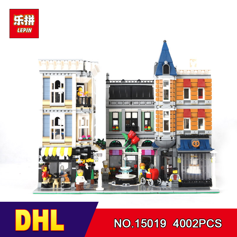 DHL LEPIN 15019 4002pcs 15019B 4122pcs light blocks