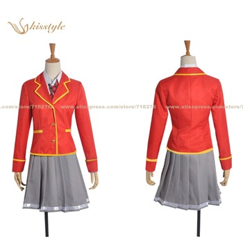 Kisstyle Noucome My Mental Choices are Completely Interfering with my School Romantic Comedy Konagi Yawakaze Cosplay Costume image
