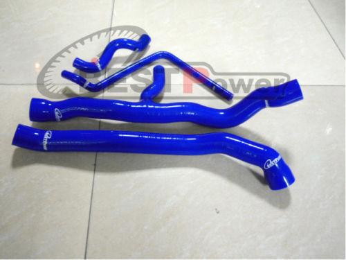 Tuyau de radiateur/chauffage en SILICONE pour VW GOLF GTI MK6 2.0 T TSI CCZA 2008 haut bleu