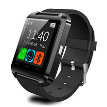 Heißer verkauf! 2016 Bluetooth Smart Uhr mit Schrittzähler Höhenmesser 160 mAh Batterie SmartWatch für S4/Hinweis 3 HTC LG Xiaomi Android