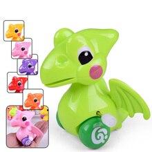 Различные варианты Детские Wind Up игрушечное животное Triciclo Adulto старинные пластиковые игрушки