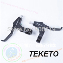 Taiwan TEKETO 2.5 aluminum bike brake crank, cycling bicycle brake handle 2.5 colored head, free shipping  BH006