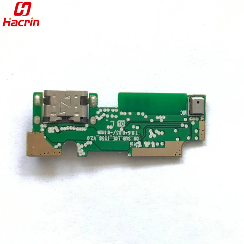 Leagoo Kiicaa Mix USB Board+Mic Microphone charge controller Flex Cable charging repair assembly replacement Accessories