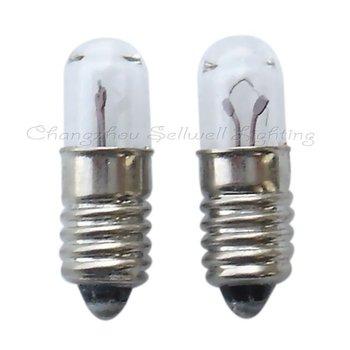 Free Shipping 3.8v 1w E5 T4.7x16 New!miniaturre Bulb Light A247