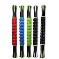 Sports Full Body Muscle Massage Stick Roller Fitness Yoga Myofascial Relax Roll Roller Relaxation Bar