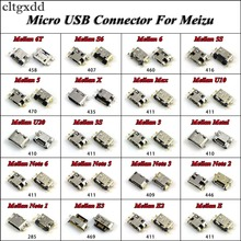 cltgxdd For Meizu Note M2 M3 M3S M5 M6 Micro USB Charging Socket Dock Connector Plug Jack For Meilan 6T S6 6 5S 5 X Max U10 U20 phone parts 100% new meizu m2 note touch screen outer glass screen for meilan m2 note 5 5 inch m2 mini 5 0 inch