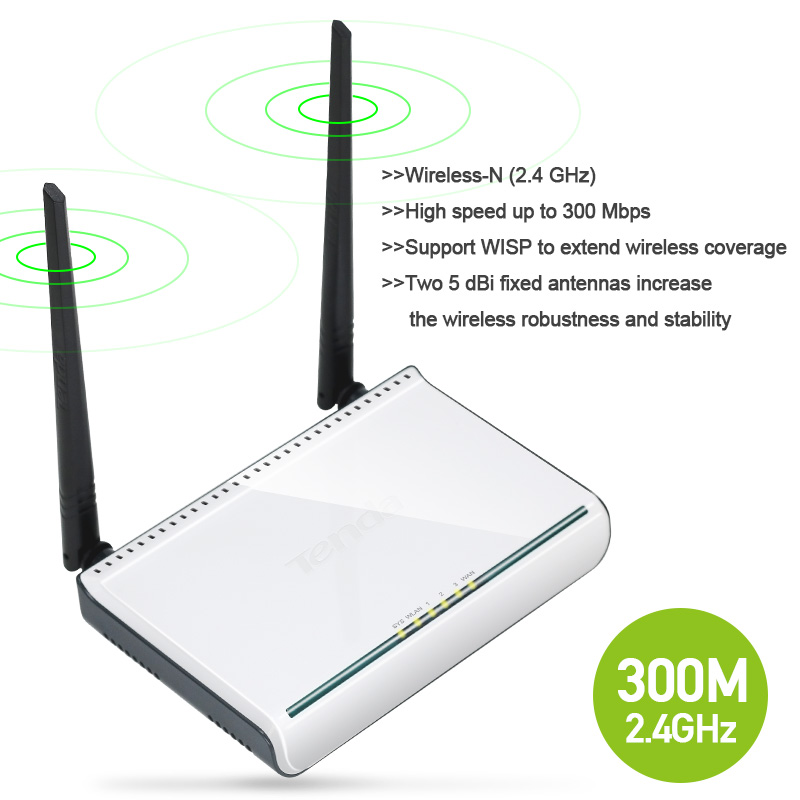aliexpress com buy tenda w308r v3 300mbps wireless wifi router aliexpress com buy tenda w308r v3 300mbps wireless wifi router 1000m2 superior wireless coverage for larger homes and offices eesy setup from reliable