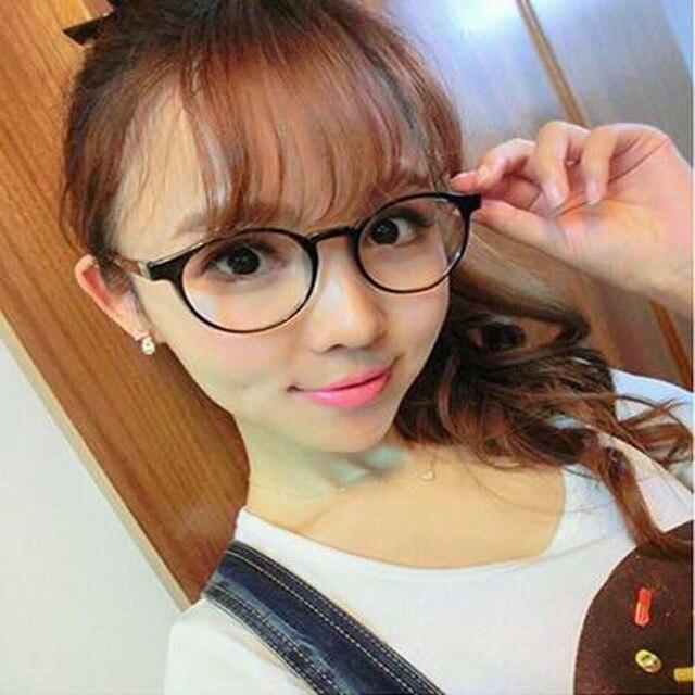 adaf66960 2017 New Hot Fahion Frame for women's glasses Female eyeglasses frame  armacao para oculos de grau feminino Vintage Goggles