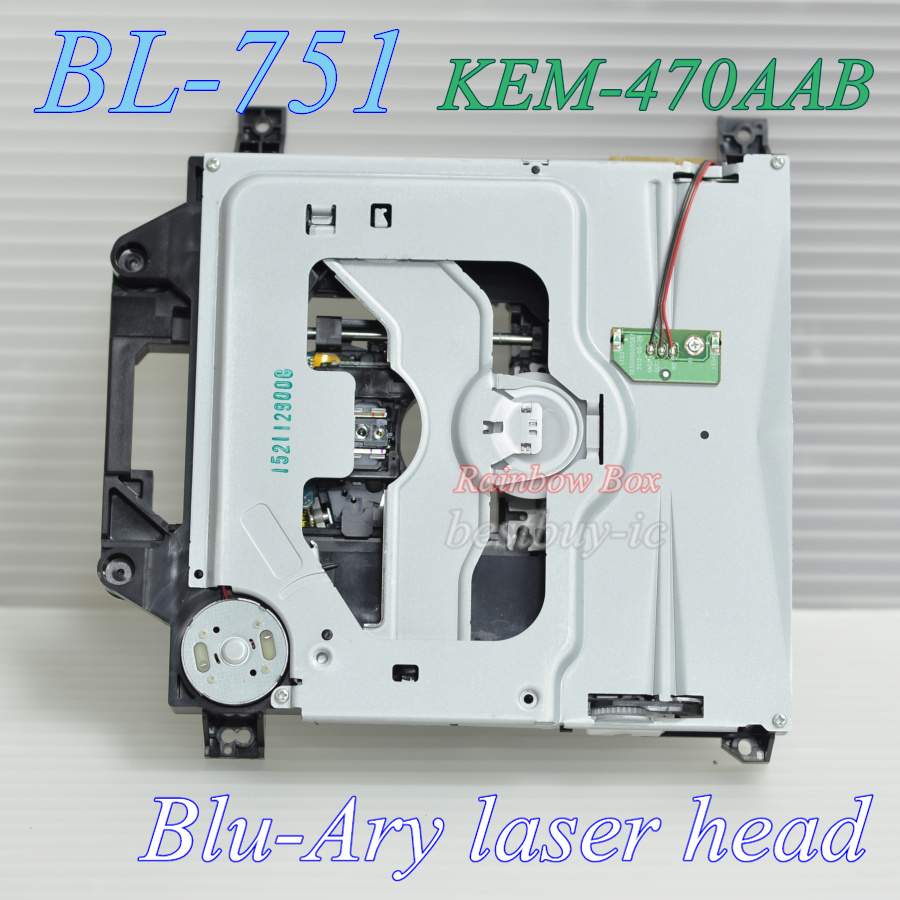 Dvd-Player Blueray-Loader for Homely BD Solt-In KEM-470AAB Soni Brand-New