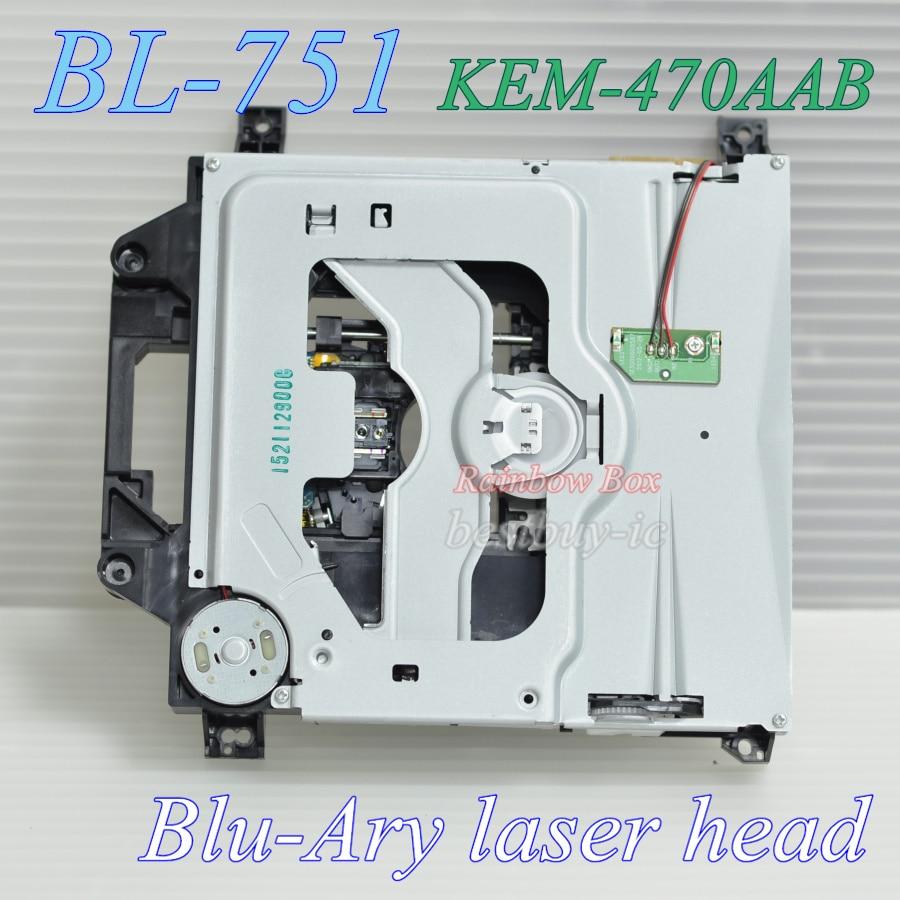 Livraison gratuite tout nouveau chargeur solt-in BD Blue ray disc soni KEM-470AAB Blueray pour lecteur DVD domestique
