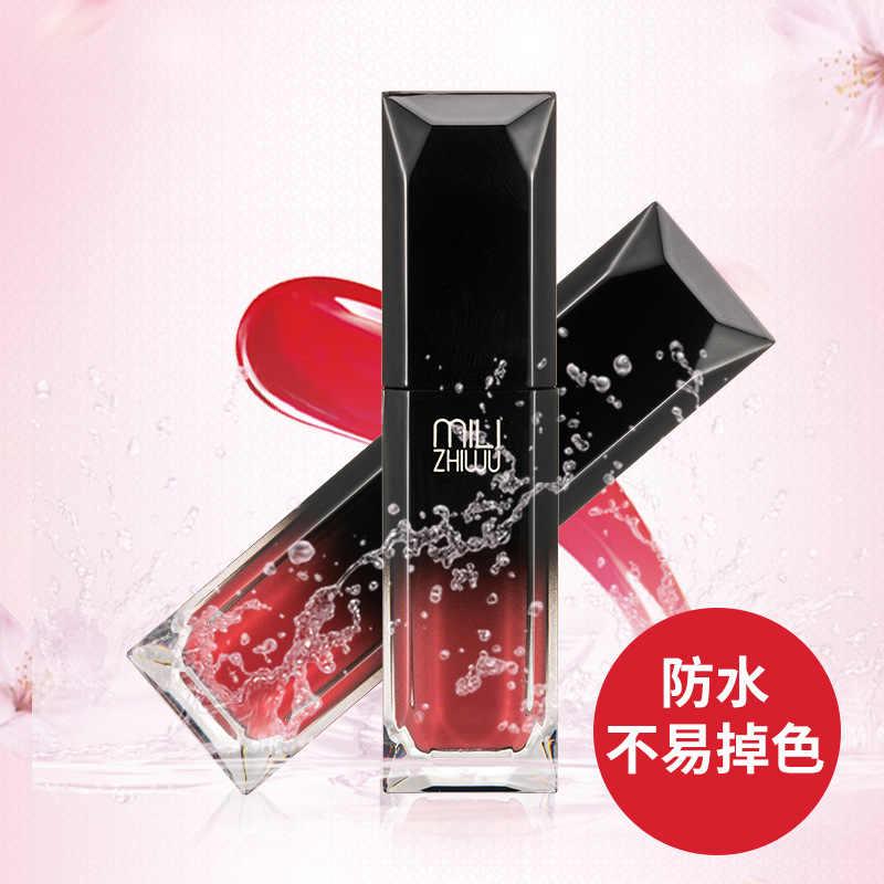 10 Color Velvet Mist Sexy Maple Leaf Red MatteLip Liner Matt Liquid Lipstick Women Make Up Cosmetis Mate Batom Beauty Lipgloss