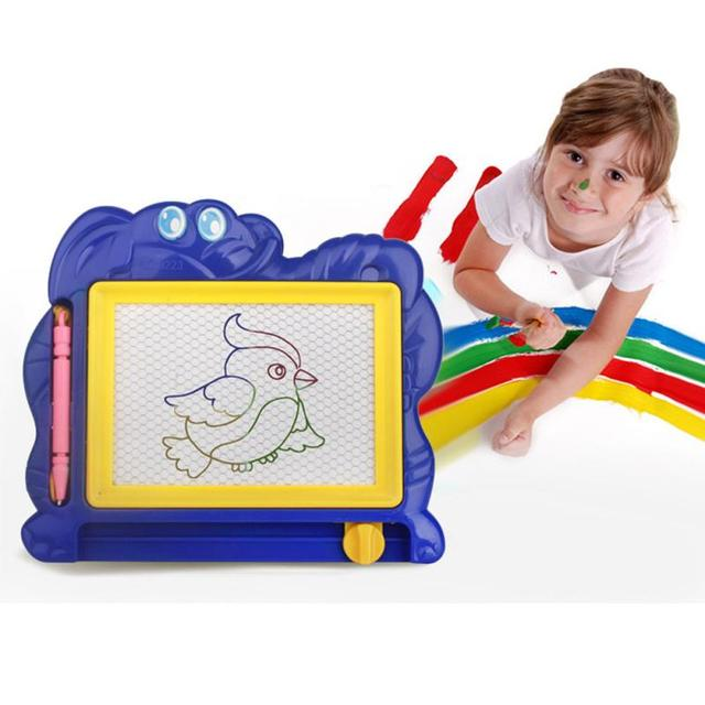 Anak Anak Lucu Papan Gambar Sketsa Menulis Doodle Art Pendidikan