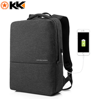 KAKA Anti Theft Laptop Backpack 15 6 Inch Men Muitifunction Waterproof Backpacks Notebook Male School Bag