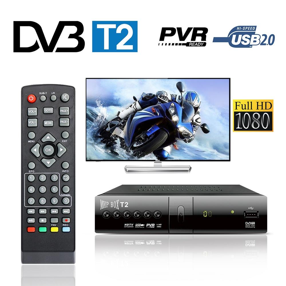 H.264 HD TV receptor