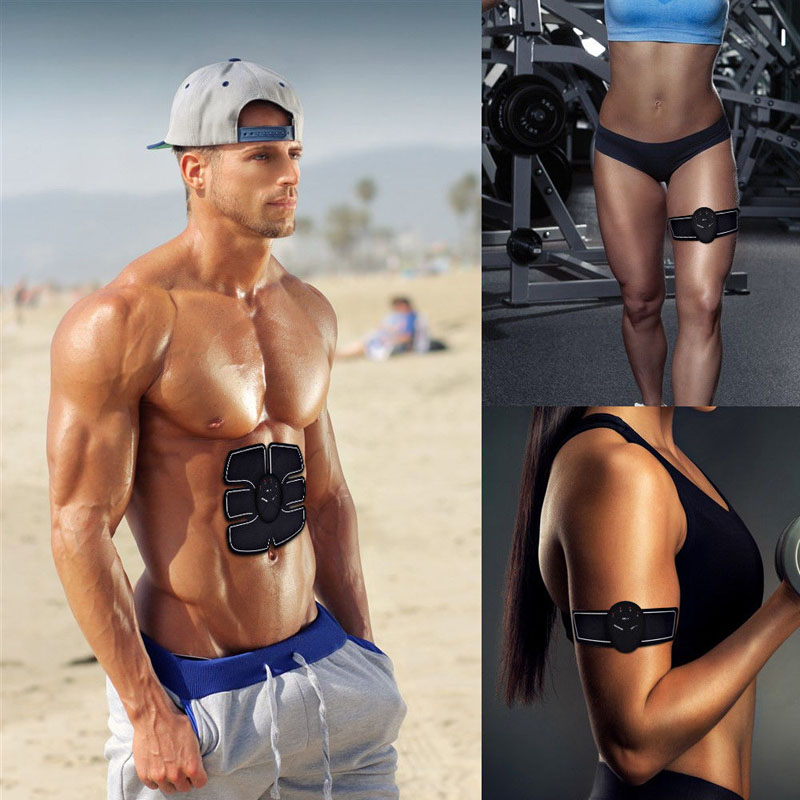 unisex EMS muscle stimulator for all parts of body