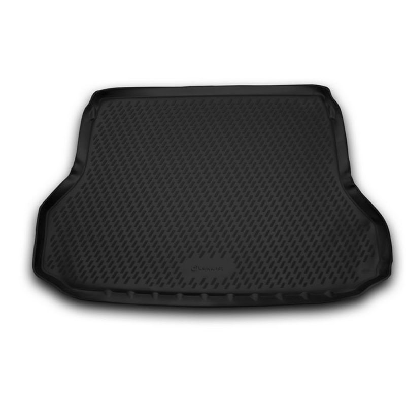 For Nissan X-Trail Rogue XTrail T32 2014 - 2019 Rear Boot Cargo Liner Trunk Mat Tray Floor Carpet Waterproof 2015 2016 2017 2018 bbq fuka car rear trunk boot liner cargo mat floor tray for nissan x trail xtrail 2014 2018 car interior accessories styling