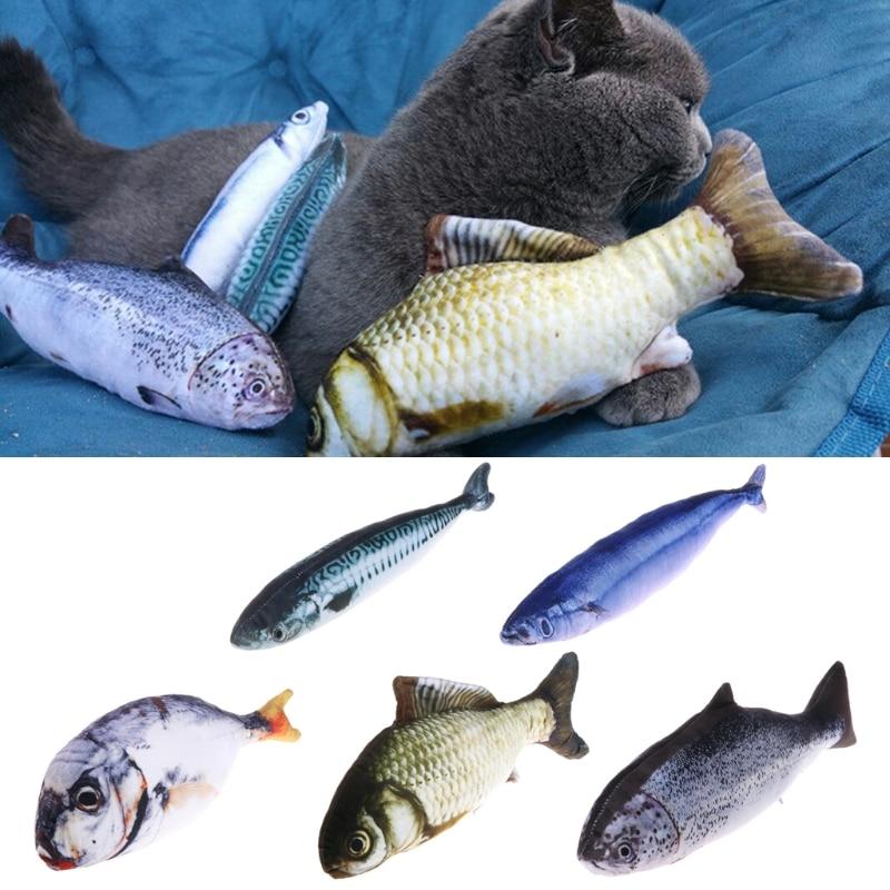 3d-realistic-plush-fish-stuffed-mint-interactive-kitten-chewing-pet-cat-catnip-toys