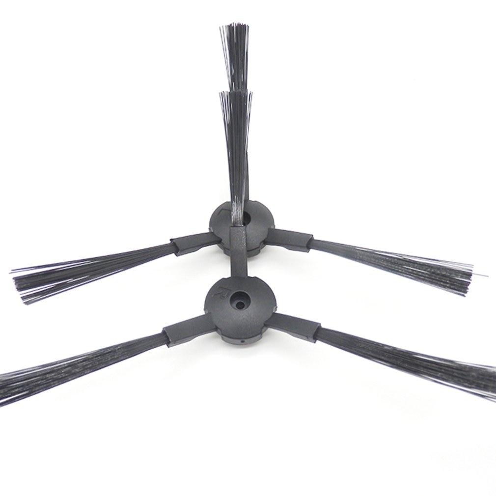 Ilife V3 V5 A4 A6 Cepillo lateral K614 piezas de robot aspirador Cepillo 6 Unids Lado Cepillo Para muy cómodo de usar,