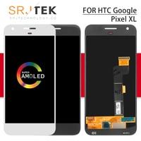 Srjtek For HTC Google Pixel XL LCD Display Touch For Pixel Nexus S1 Screen Digitizer Sensor Glass Assembly For Nexus M1 Touch