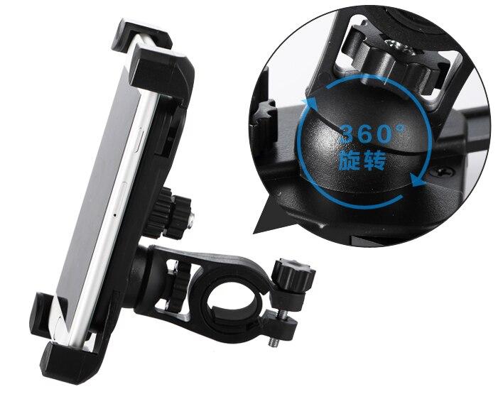 Handlebar Bike Bicycle Mobile Phone Holders Stands For Xiaomi Redmi Note 4X,Mi Max,Mi Max 2,Redmi Note 4 (MediaTek),Redmi Pro 2,