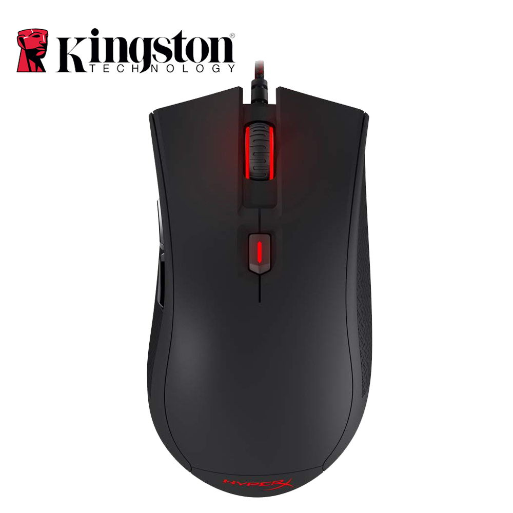 Original Kingston HyperX Pulsefire FPS Gaming Mouse 400 800 1600 3200 DPI Ergonomic Lightweight Mause For PC Laptop Gamer Mice kingston hyperx pulsefire fps professional gaming mouse 2017 new listing