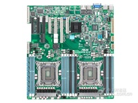 original motherboard for ASUS Z9PR D12C LGA 2011 DDR3 USB2.0 32GB Dual server desktop motherboard free shipping