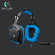 bebd9c14266 Logitech G430 7.1 Surround Gaming Headset 3.2m Noise-cancelling Mic Digital  Support
