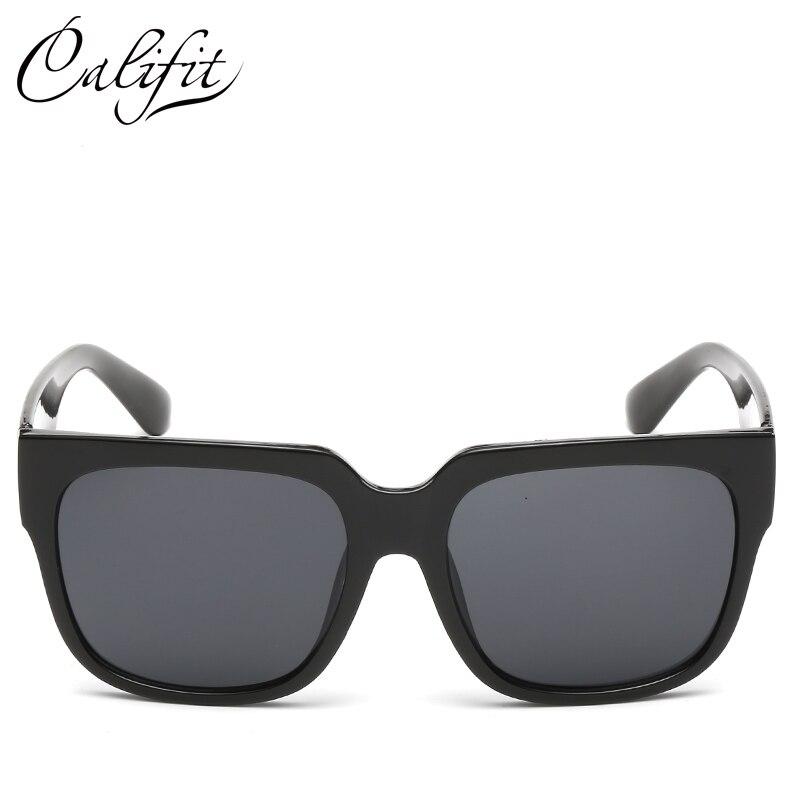 8502ce4cc8036 CALIFIT 2018 Praça Da Moda Óculos De Sol para Homens UV400 Óculos Shades  Óculos de Sol Masculinos Clássicos Óculos de sol Retro Revestimento de Alta  ...