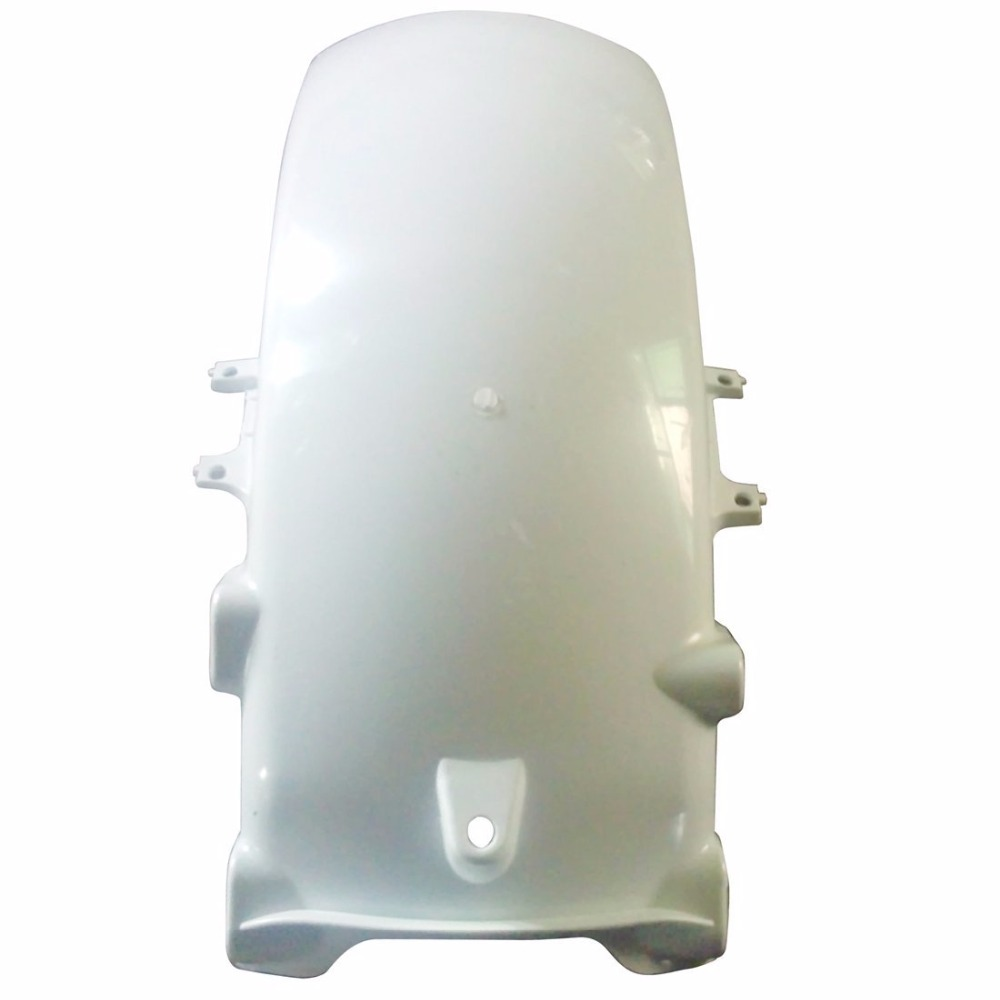 Unpainted Front Fender Rear Half Fairing Mudguard Cover For Honda GL1800 Goldwing 1800 2002 2003 2004