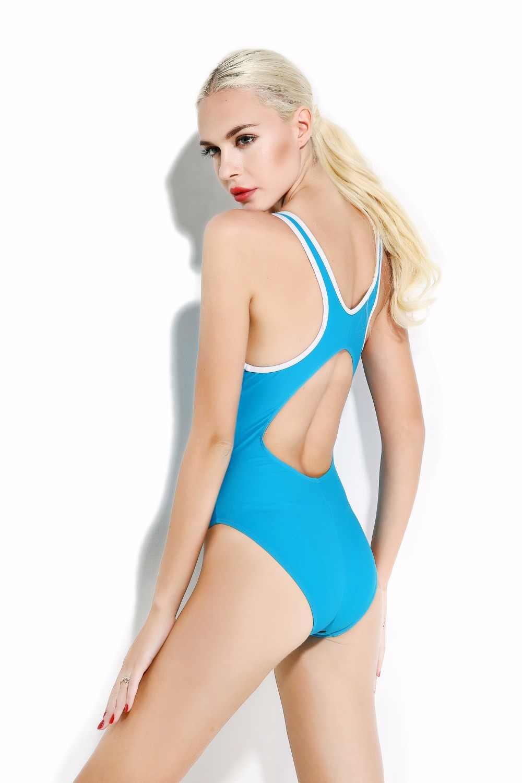 بدلة سباحة قطعة واحدة جديدة موضة 2020 بدلة سباحة مونوكيني للسيدات بدلة سباحة برازيلية بكيني XXL