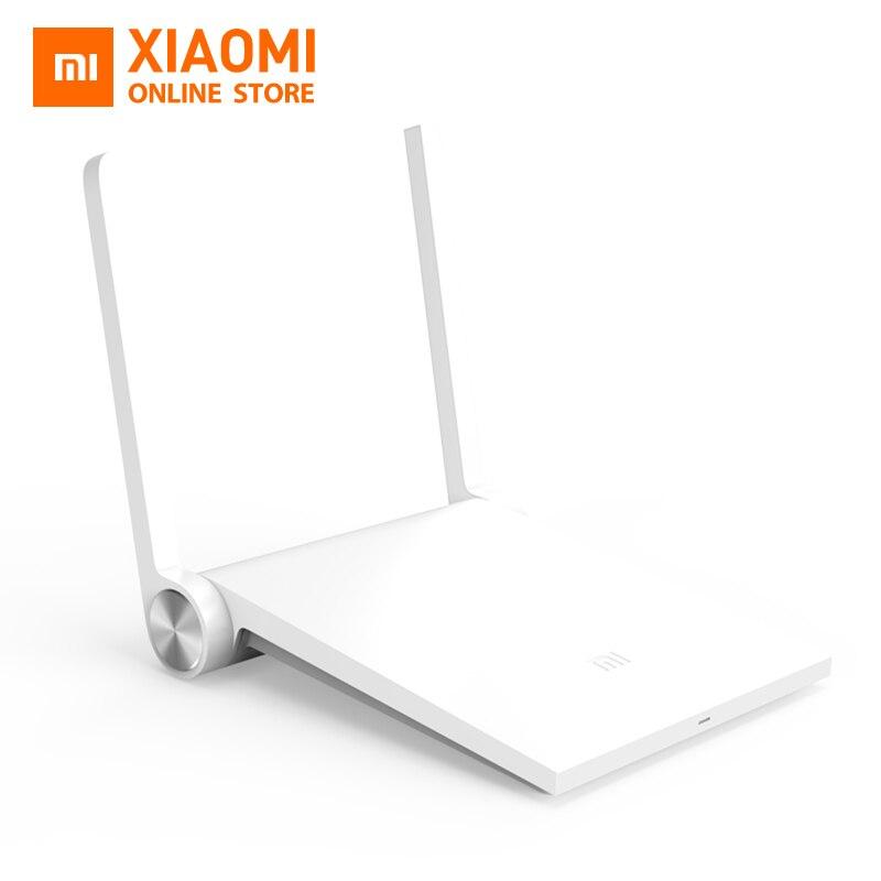 Prix pour Xiaomi mi wifi mini routeur 1167 mbps double bandes 2.4 ghz/5 ghz 802.11 ac portable wifi reapter de haute sécurité