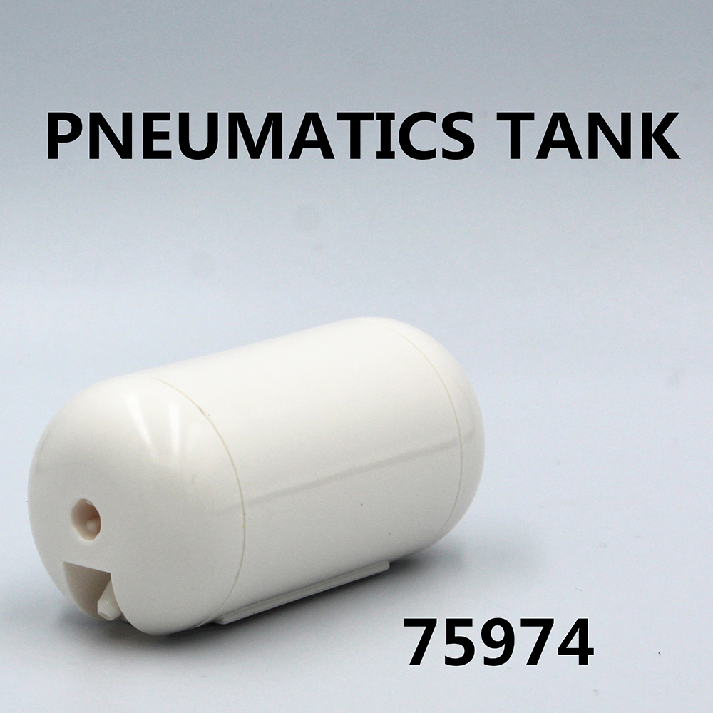 MOC Technic Parts 1pcs PNEUMATICS TANK Compatible With Lego For Boys Toy (75974)