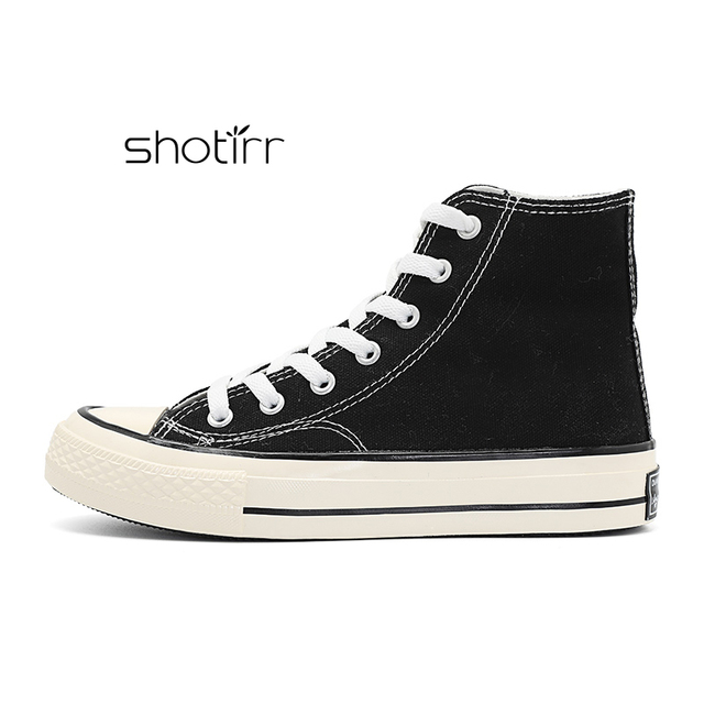 Sneakers Classic Unisex Canvas Skateboarding Shoes High-Top Anti-Slippery Women Men Sports Shoes