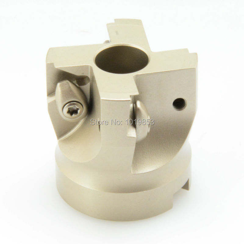 TP16-63-22-4T Right angle square shoulder indexable face milling cutter shell mill for TPKN1603 TPMN1603 carbide inserts