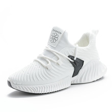 Outdoor Sneakers Women Casual Plataforma Walking Shoes New Fashion Lightweight Breathable Black and Offwhite good ShoesJINBEILE