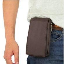 Поясная для Honor Note8 Xiaomi Max 6.44 «SMART сумка 3 карман с петлей для ремня и карабина чехол