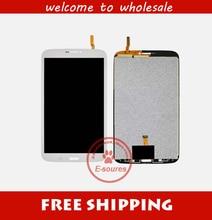 Для Samsung Galaxy Tab 3 8.0 T311 T315 Новый Черный Монитор Жк-Экран + Сенсорный Экран Digitizer Стекло Ассамблеи замена