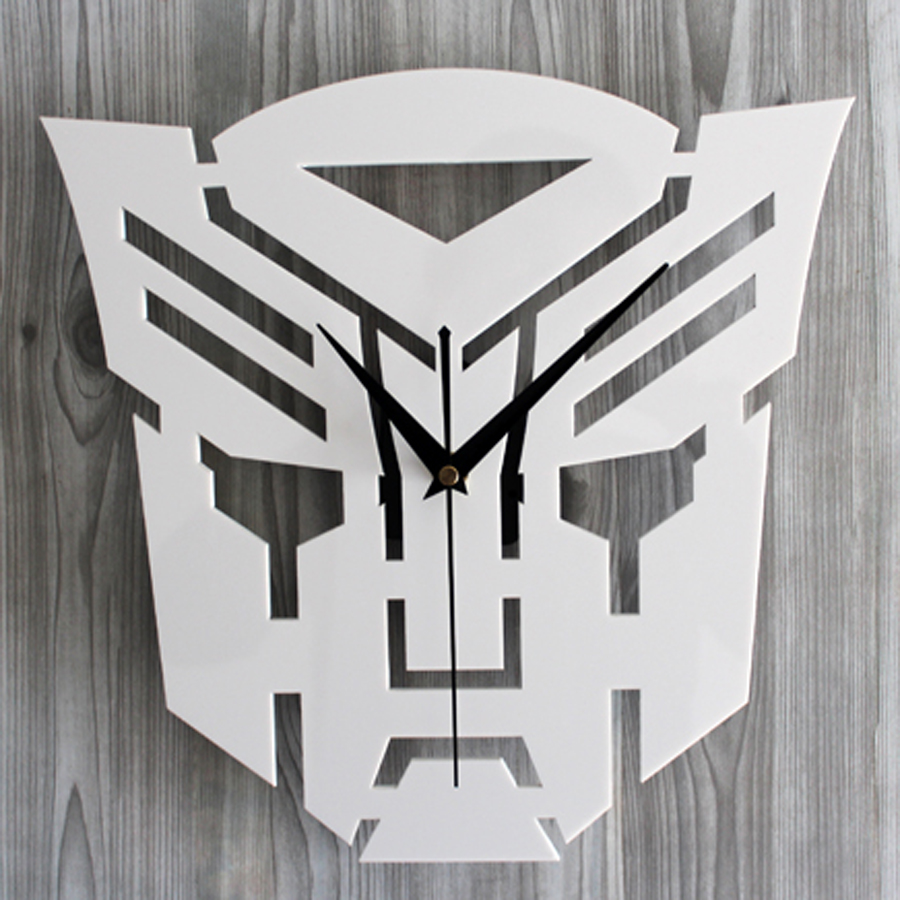 Transformers wall clock images home wall decoration ideas transformers wall clock amipublicfo Choice Image