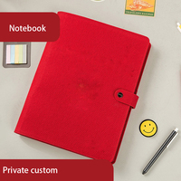 Notebook Big Spiral Note Book A4 Planner Binder Daily Memos Agenda Organizer Notepad School Office Supply