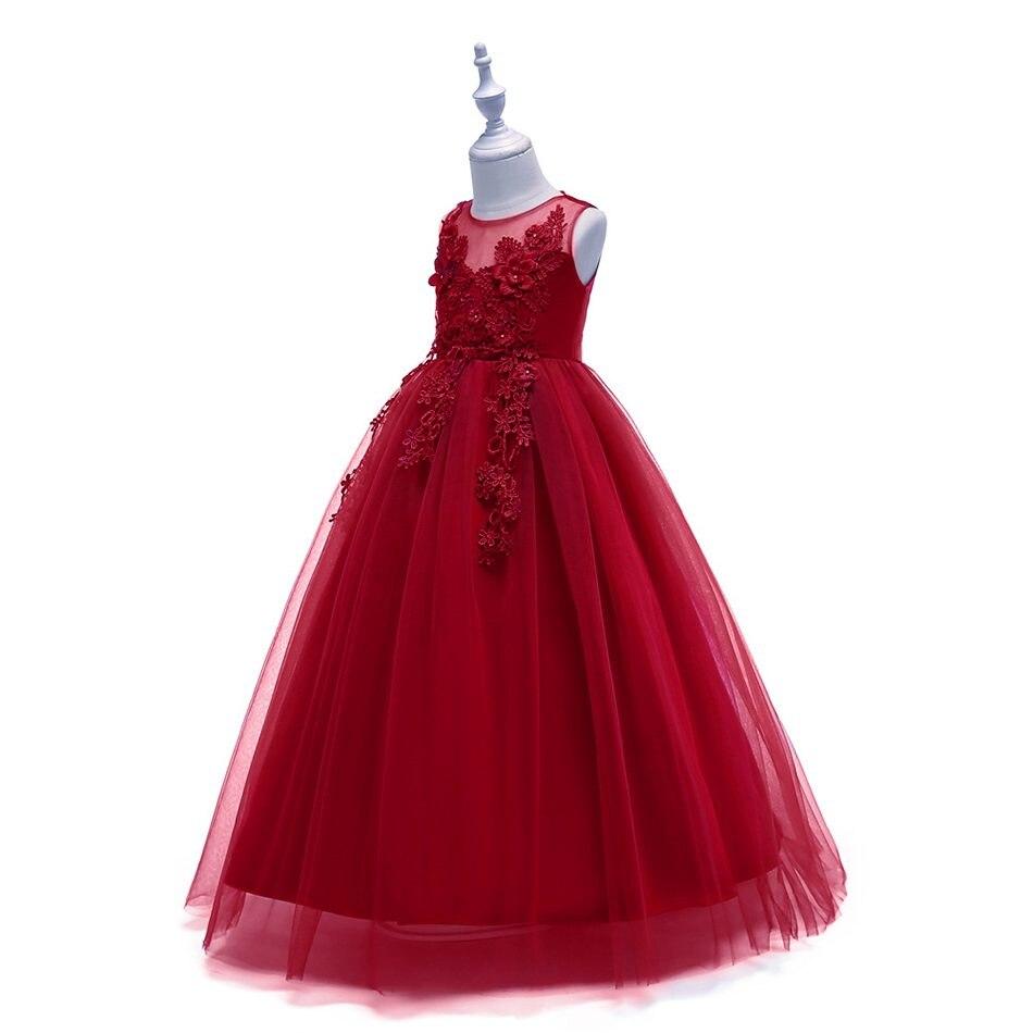 Girl Princess Dress (2)