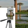 Universal estupendo de aluminio soporte de la cámara sostenedor del trípode para Samsung Galaxy S7 S7 borde