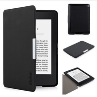 Protective Case For Amazon Kindle Paperwhite IHarbort PU Leather Case Smart Cover For Kindle Paperwhite