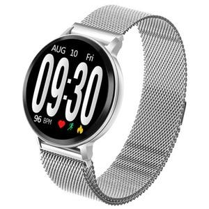 Image 2 - TLXSA ספורט Bluetooth כושר גשש חכם שעון עמיד למים שינה קצב לב לחץ דם ניטור שעון עבור אנדרואיד IOS