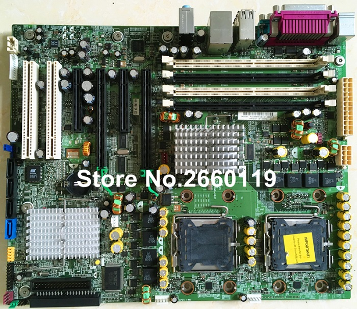 где купить For XW6400 436925-001 380689-002 system motherboard, fully tested дешево