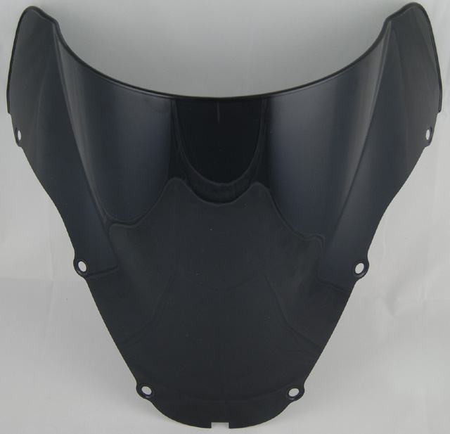 Motorcycle Double Bubble Windscreen Windshield Shield Screen For Honda CBR929RR CBR 929 RR 2000 2001