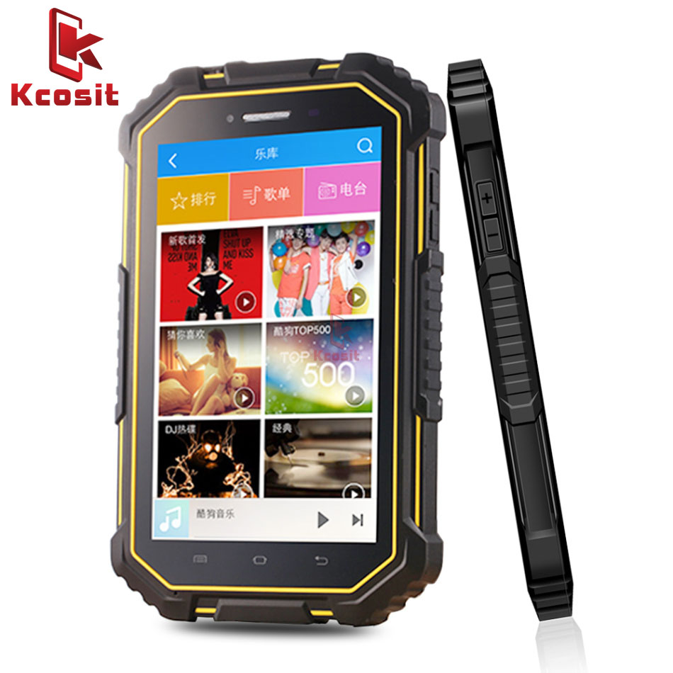 Original M16 Mini PC Tablet Industrial Rugged 4G Mobile Computer Android Waterproof Shockproof 7