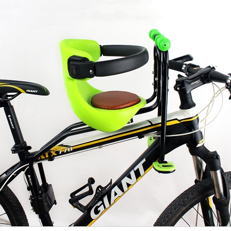 Children Kids Baby Carrier Bike Bicycle Child Front Seat Saddle Cushion Max 30KG